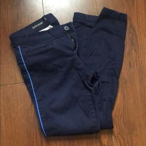 Navy blue Pants / size 0